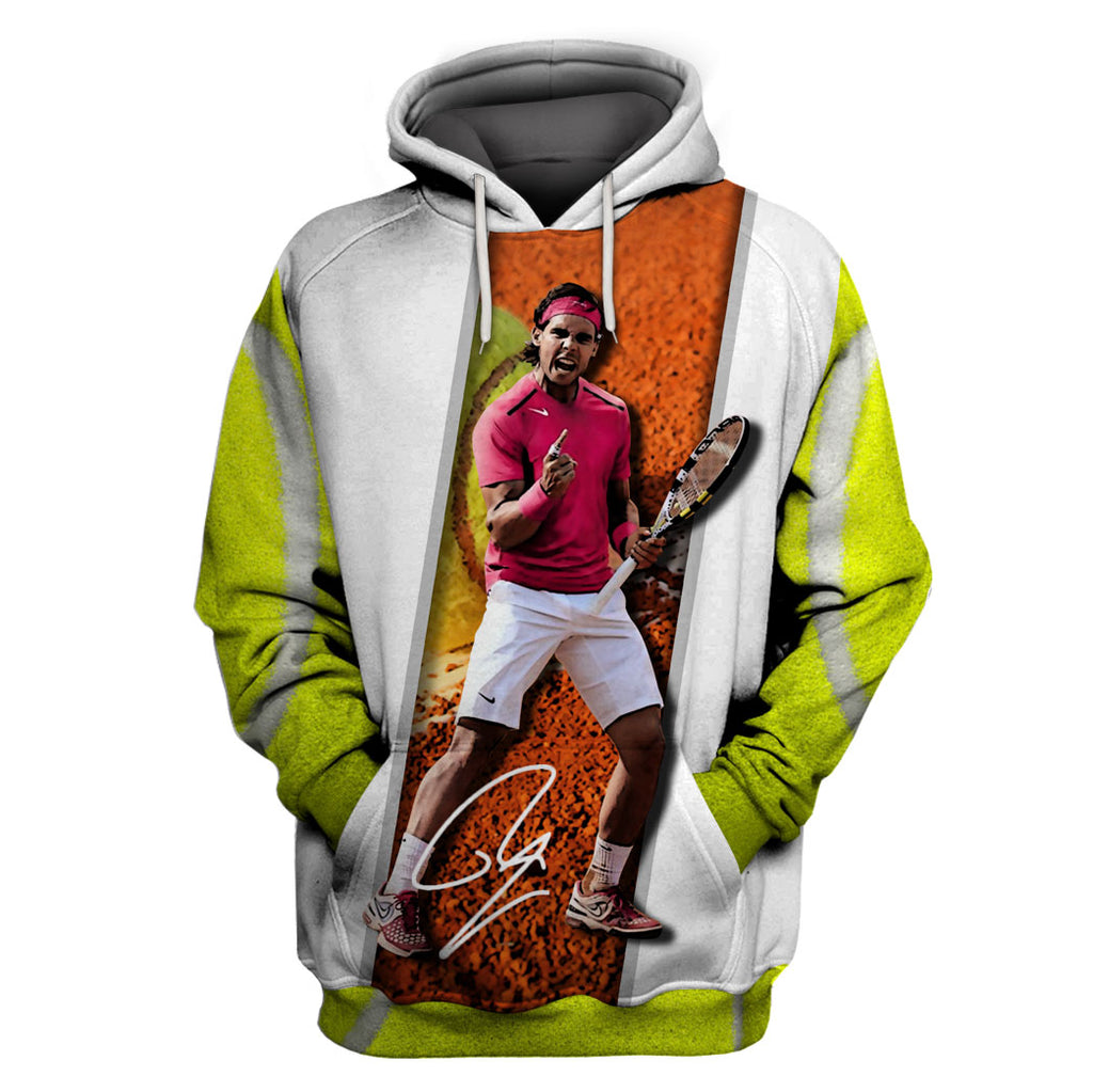 Rafael Nadal-TennisRF001 - HOT SALE 3D PRINTED - NOT IN STORE