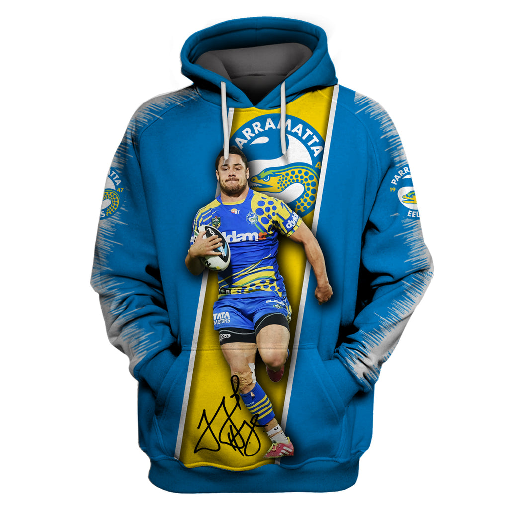 Jarryd Hayne-NRLSnake001 - HOT SALE 3D PRINTED - NOT IN STORE