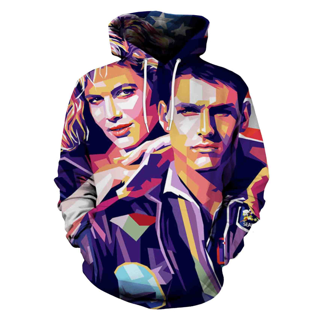 ZAC-Topgun07 - HOT SALE 3D PRINTED - NOT IN STORE