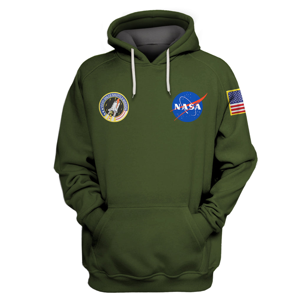 Green - 100th Space Shuttle Mission