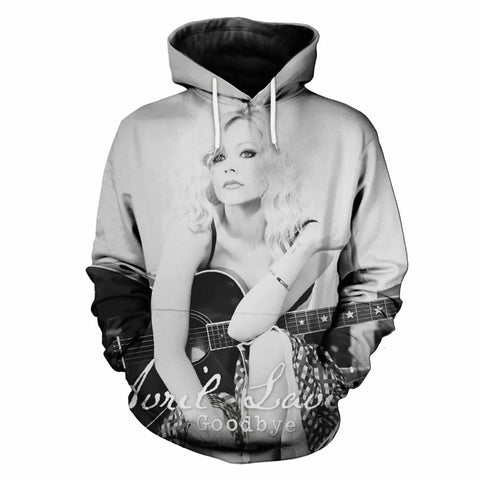 ZAC-AvrilLavigne004 - HOT SALE 3D PRINTED - NOT IN STORE