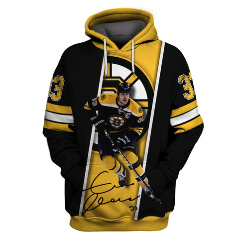 Zdeno Chára - NHLBB001 - HOT SALE 3D PRINTED - NOT IN STORE