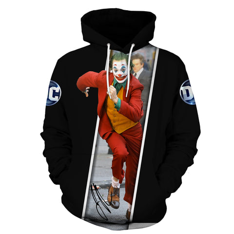ZAC-Joker19001 - HOT SALE 3D PRINTED - NOT IN STORE
