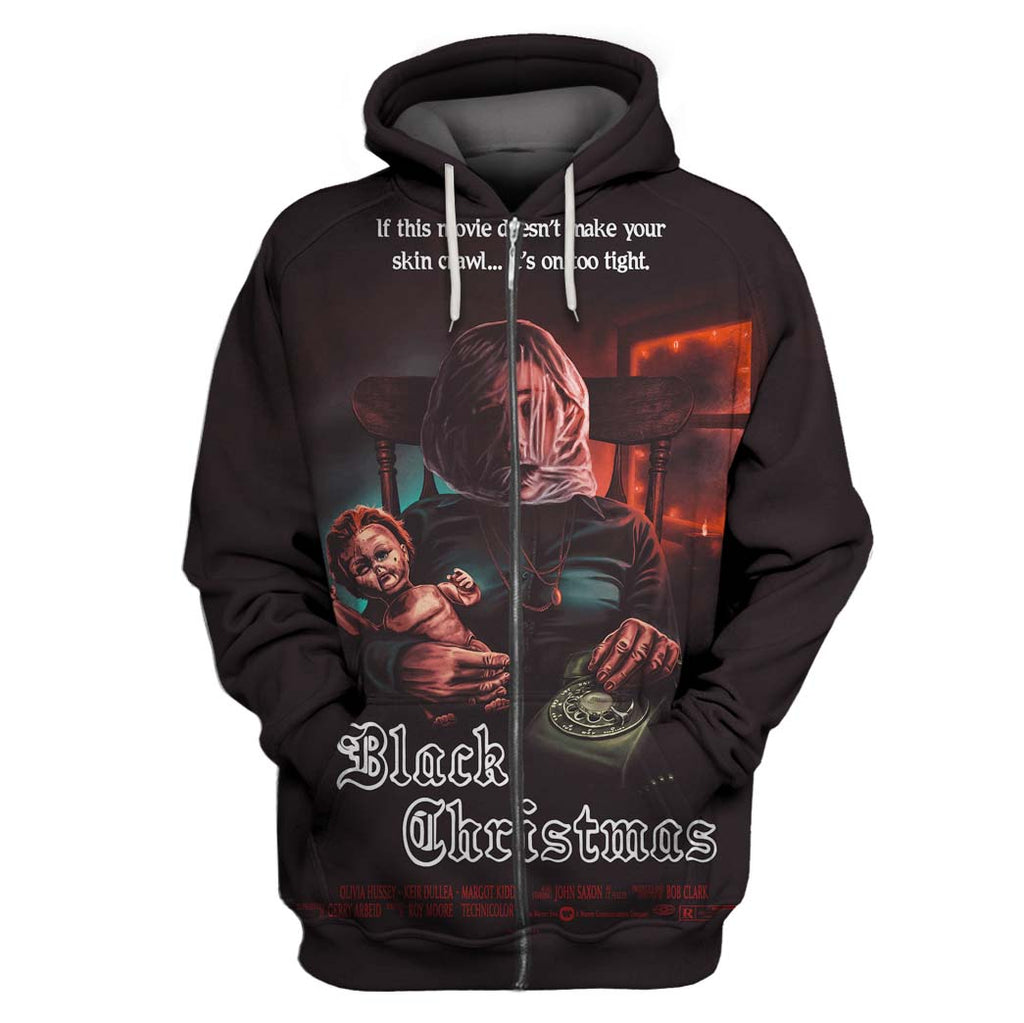 ZAC-BlackChristmas006 - HOT SALE 3D PRINTED - NOT IN STORE