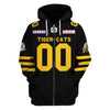 Image of Hamilton Tiger-Cats Home Jersey