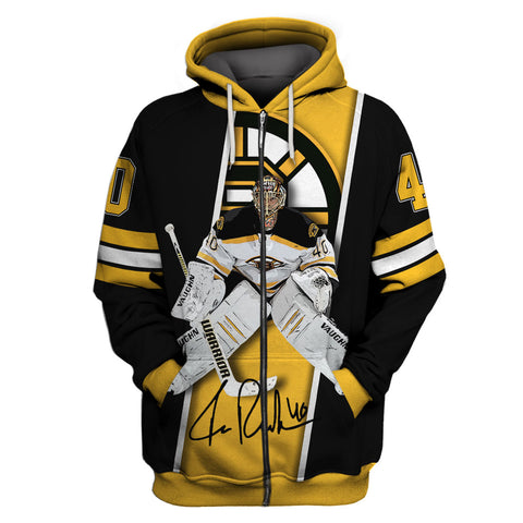 Tuukka Rask-NHLBB006 - HOT SALE 3D PRINTED - NOT IN STORE