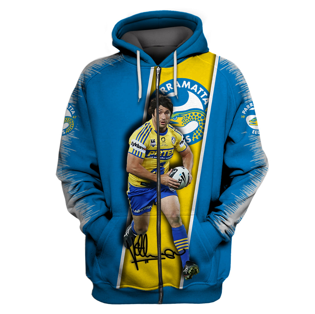 Nathan Hindmarsh-NRLSnake002 - HOT SALE 3D PRINTED - NOT IN STORE