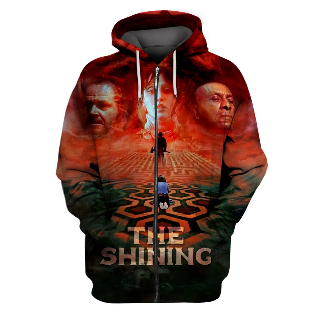 ZAC-The Shining02 - HOT SALE 3D PRINTED - NOT IN STORE