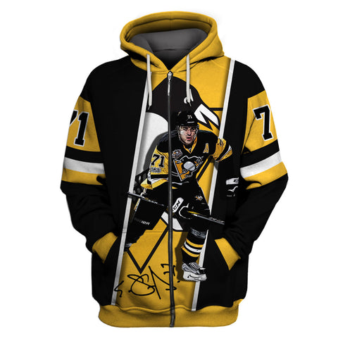 Evgeni Malkin-NHLPP003 - HOT SALE 3D PRINTED - NOT IN STORE