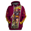Image of Corey Parker-NRLBB006 - HOT SALE 3D PRINTED - NOT IN STORE