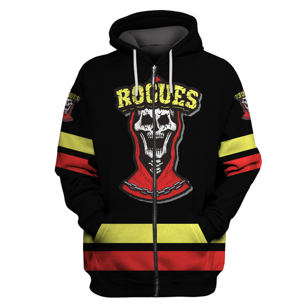 The Rogues - Customize Name & Number