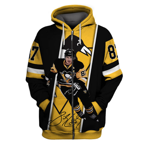 Sidney Crosby-NHLPP002 - HOT SALE 3D PRINTED - NOT IN STORE
