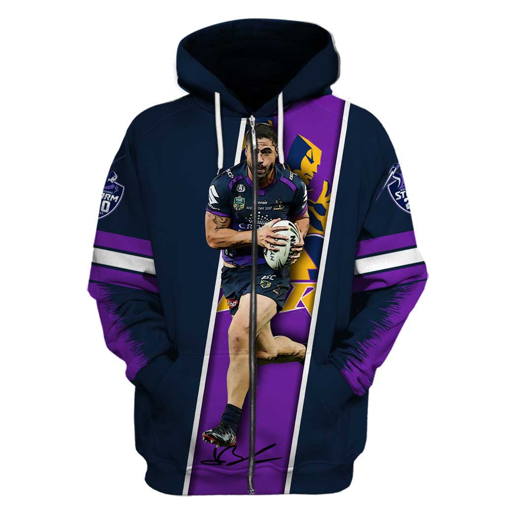Jesse Bromwich-Storm003 - HOT SALE 3D PRINTED - NOT IN STORE