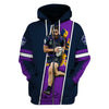 Image of Jesse Bromwich-Storm003 - HOT SALE 3D PRINTED - NOT IN STORE