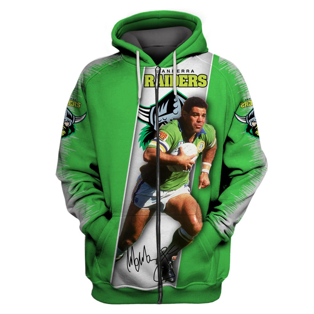 Mal Meninga-NRLCR001 - HOT SALE 3D PRINTED - NOT IN STORE