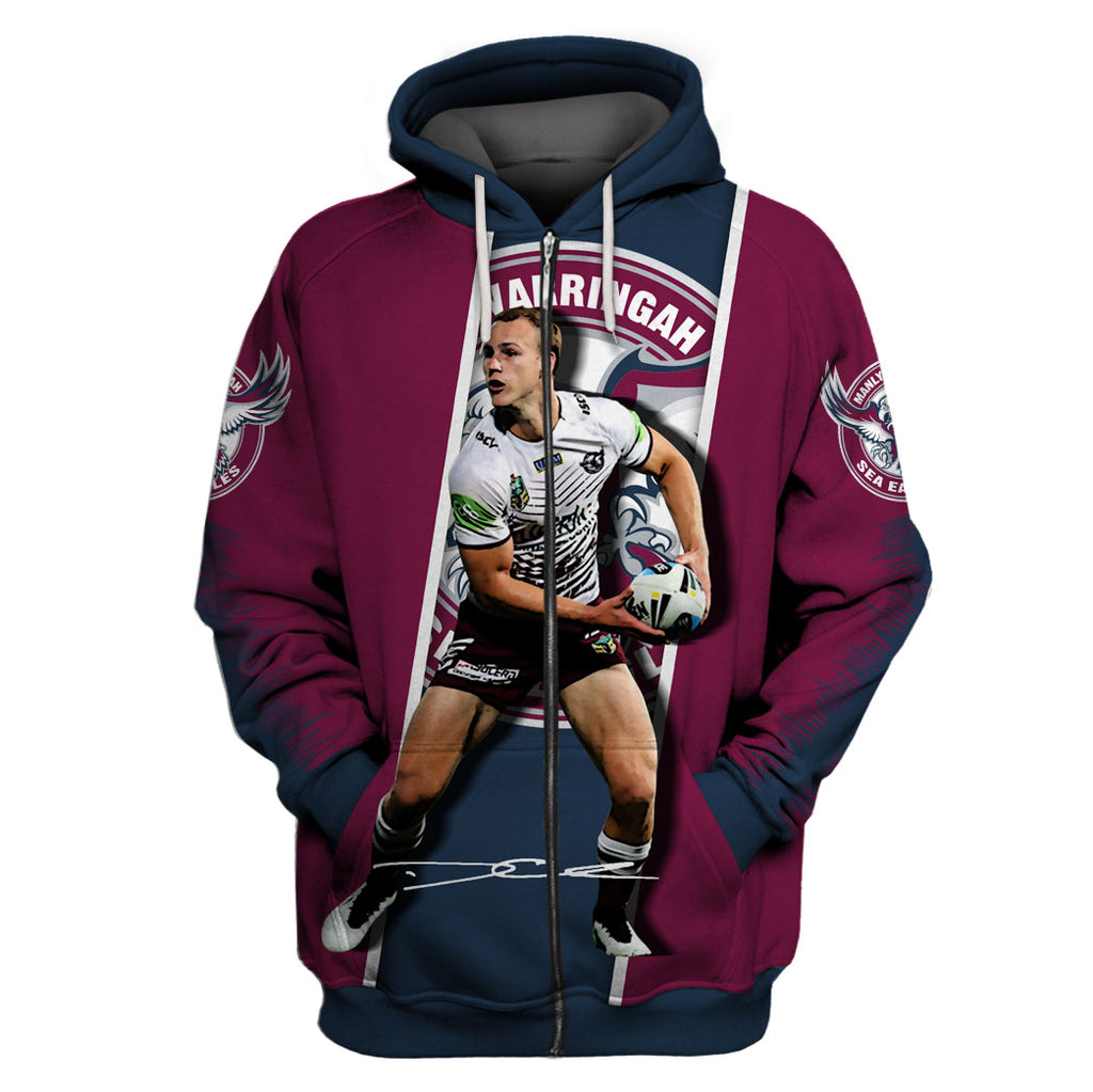 Daly Cherry-Evans-NRLManly001 - HOT SALE 3D PRINTED - NOT IN STORE