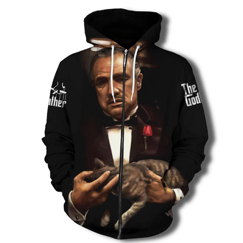 ZAC-Godfather06 - HOT SALE 3D PRINTED - NOT IN STORE