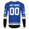 Image of LA Kings Dodger Customize Name & Number - Blue Jersey