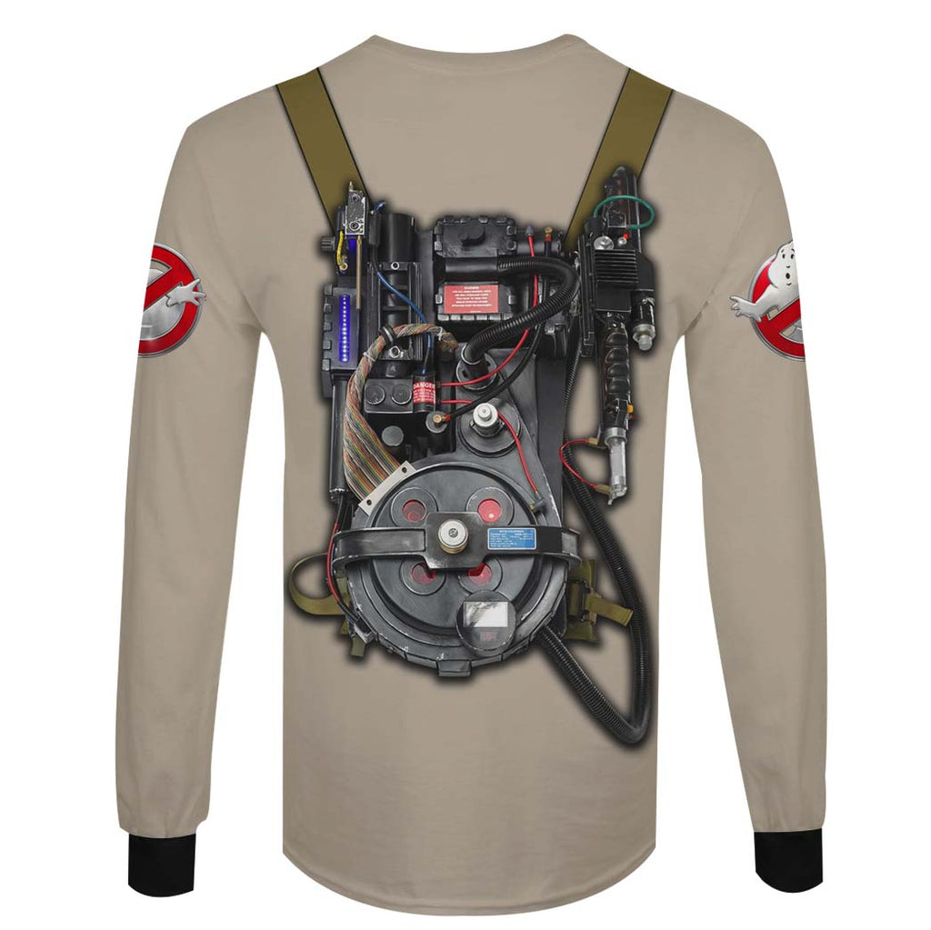 Customize Your Name & Number - Ghostbusters