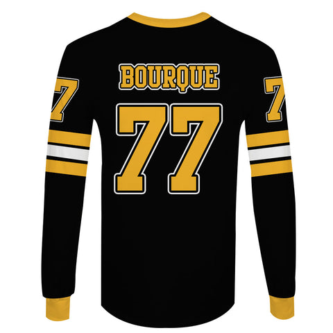Ray Bourque-NHLBB003 - HOT SALE 3D PRINTED - NOT IN STORE