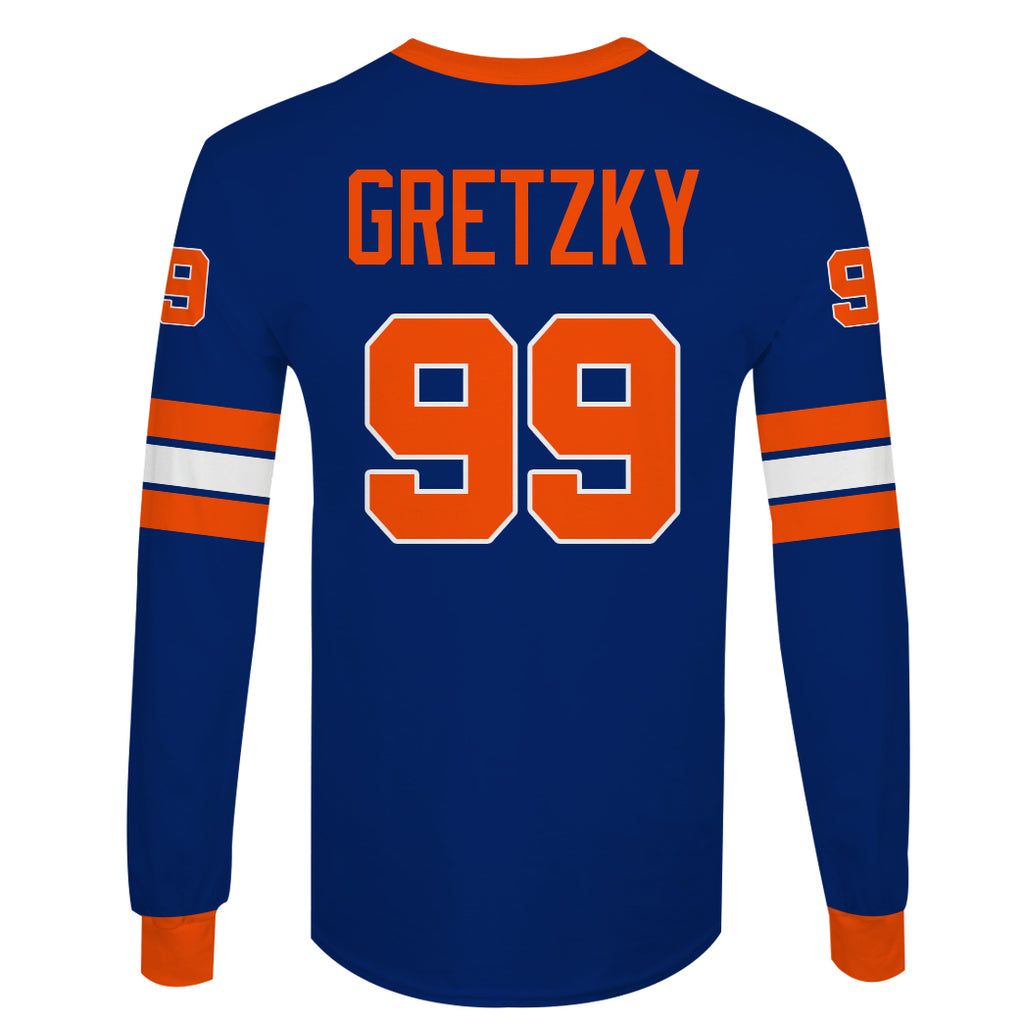 Wayne Gretzky3-NHLEO003 - HOT SALE 3D PRINTED - NOT IN STORE