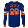 Image of Wayne Gretzky3-NHLEO003 - HOT SALE 3D PRINTED - NOT IN STORE
