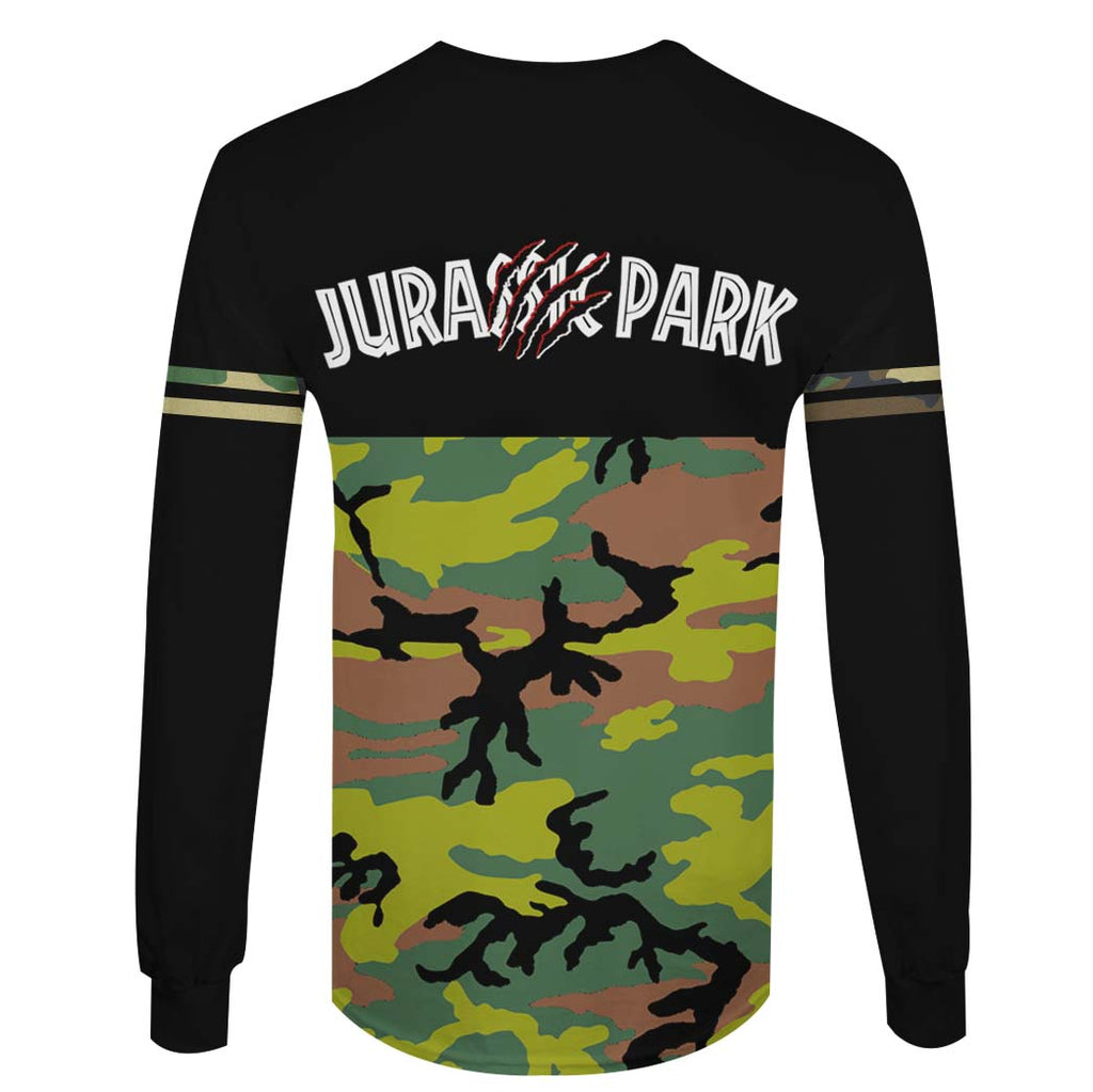ZAC-JurassicJersey002 - HOT SALE 3D PRINTED - NOT IN STORE