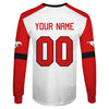 Image of Calgary Stampeders Away Jersey