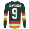 Image of #9 DONALDSON BroomCounty BLADES