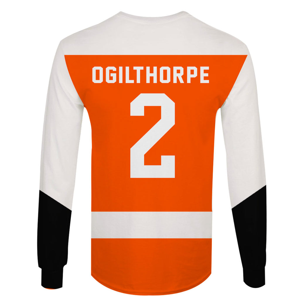 Ogie Ogilthorpe (#2) Syracuse Bulldogs