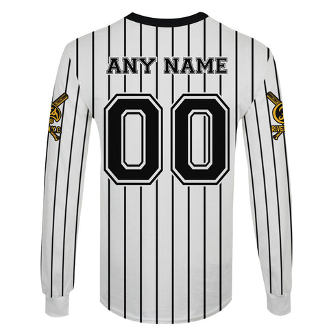 The Baseball Furieus - Customize name & number