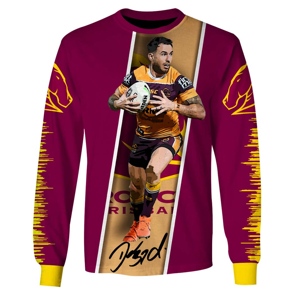 Darius Boyd v1-NRLBB004 - HOT SALE 3D PRINTED - NOT IN STORE