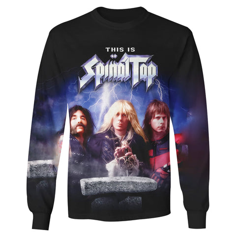 ZAC-SpinalTap003 - HOT SALE 3D PRINTED - NOT IN STORE