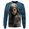 Image of ZAC-AvrilLavigne002 - HOT SALE 3D PRINTED - NOT IN STORE