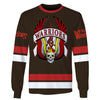 Image of The Warriors Brown ver.2 - Customize your name & number