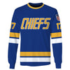 Image of Hanson Brothers #17 Blue