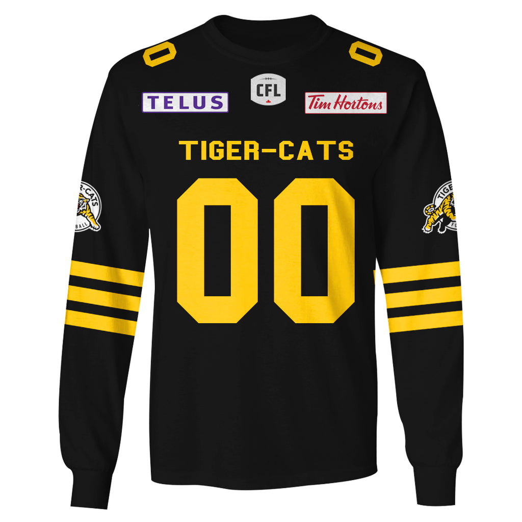 Hamilton Tiger-Cats Home Jersey