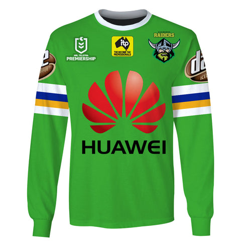 Customize Your Name & Number - Canberra Raiders - HOT SALE 3D PRINTED
