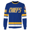 Image of Hanson Brothers #16 Blue
