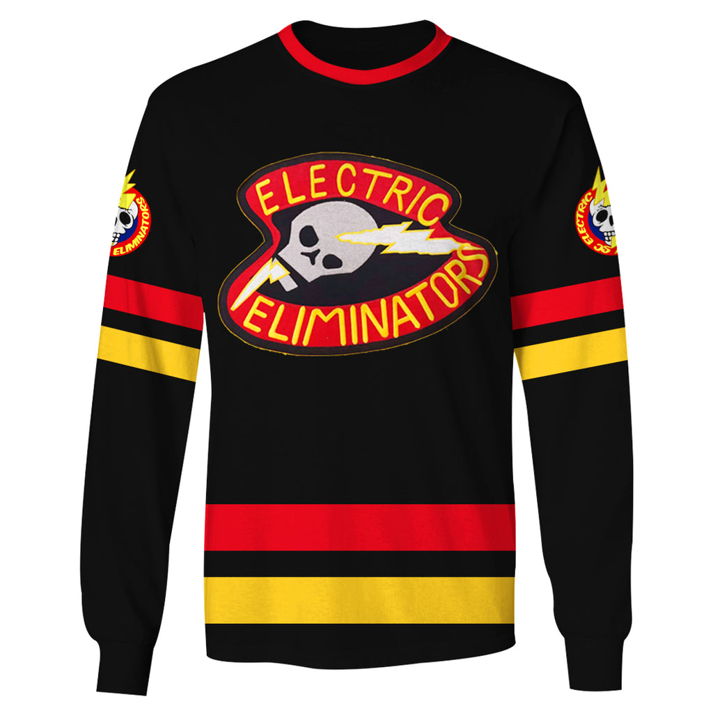 The Electric Eliminators - Customize Name & Number