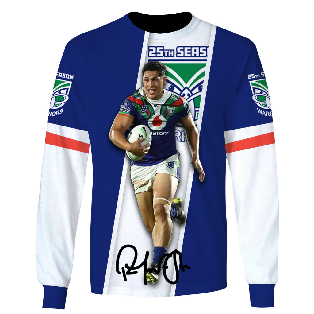 Roger Tuivasa ver 2-NRLNZW002 - HOT SALE 3D PRINTED - NOT IN STORE