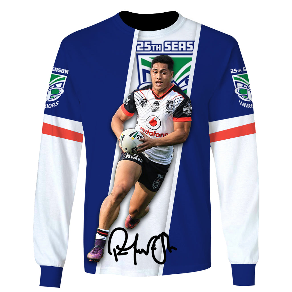 Roger Tuivasa ver 1-NRLNZW001 - HOT SALE 3D PRINTED - NOT IN STORE