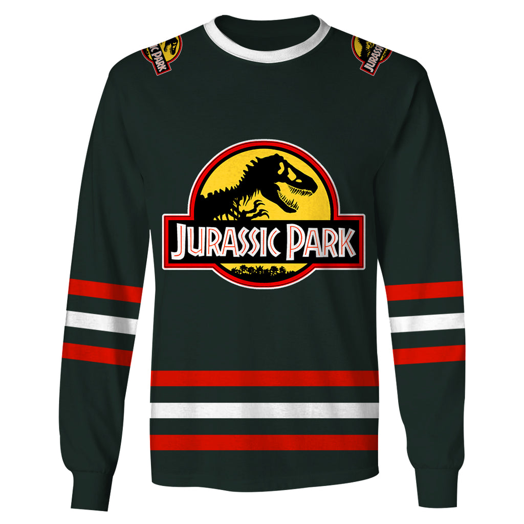 Jurassic Jerseys - HOT SALE 3D PRINTED - NOT IN STORE