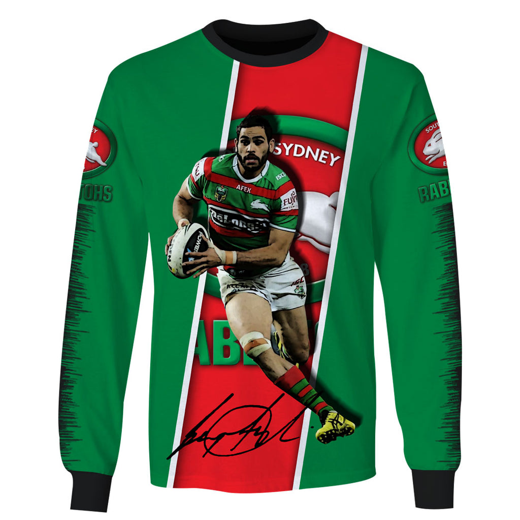 GREG INGLIS-NRLSSR002 - HOT SALE 3D PRINTED - NOT IN STORE