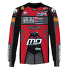 Image of Michael Dunlop Racing suit ver 1