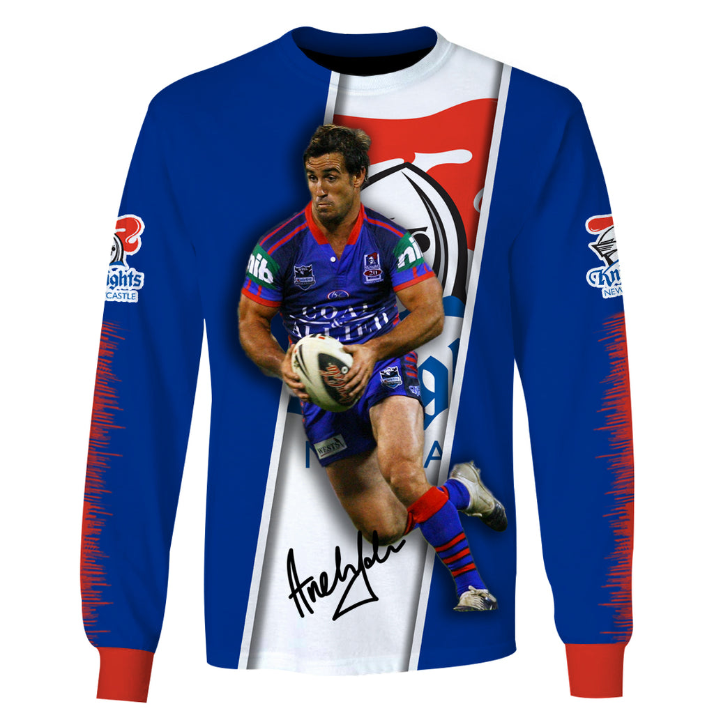 Andrew Johns-NRLNK001 - HOT SALE 3D PRINTED - NOT IN STORE