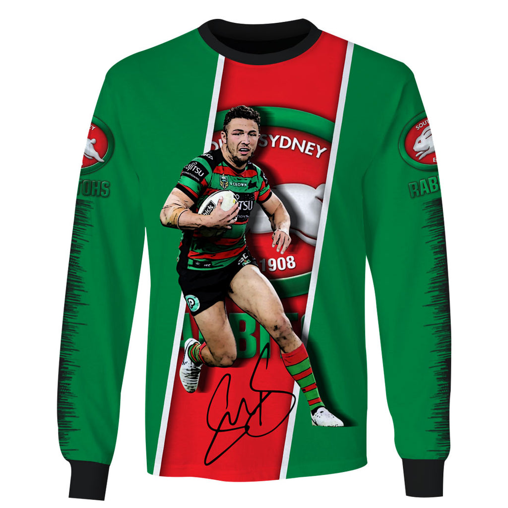 Sam Burgess-NRLSSR001 - HOT SALE 3D PRINTED - NOT IN STORE