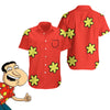 Image of Glenn Quagmire_Family Guy - Hawaiian Shirt & Shorts