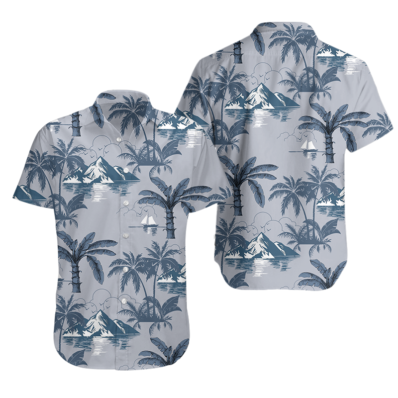 Denzel Washington's | Out of Time - Hawaiian Shirt & Shorts