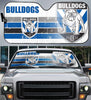 Image of Bulldogs-AssNRL004 - LIMITED EDITION AUTO SUN SHADES